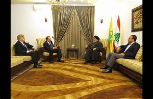 Russian deputy FM visits Hezbollah chief before departing ...