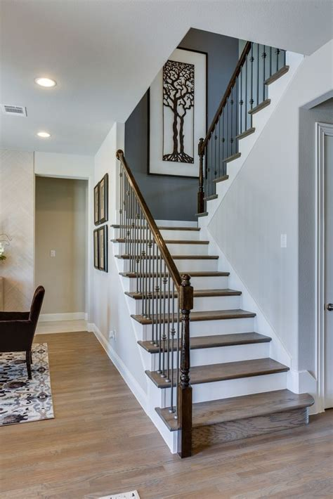 inspirations  staircase wall accents