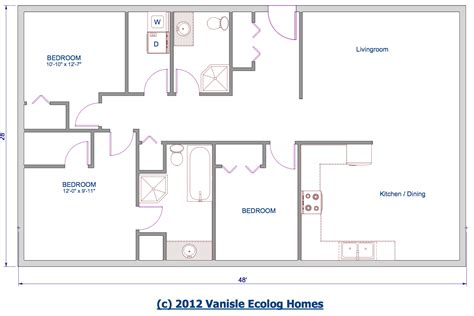 one floor plans best open one house plans