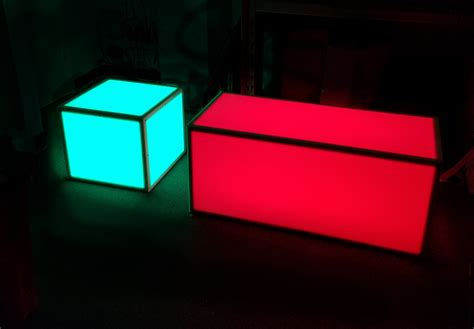 Light Up Rgb Led Coffee Table Set White Living Room Ideas Nicely Decorated Rooms Brown Sofa Design Beach Decorating Pictures Of With Hardwood Floors Typical Size Moulding Scandinavian Style