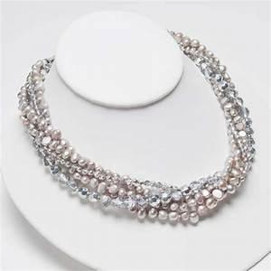 Best Silver Pearl Necklace Photos 2017 – Blue Maize