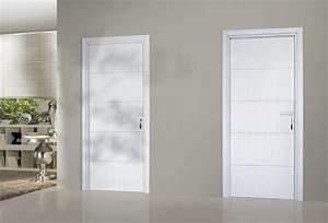cuisine porte intacrieure battante en bois seymour With porte de garage et porte intérieure moderne design