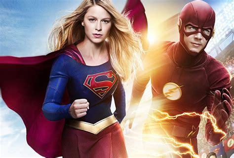 Après Flash Et Supergirl, Et Si Ces Séries Se Mettaient
