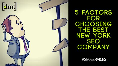 marketing and seo services seo services 5 factors for choosing the best new york seo