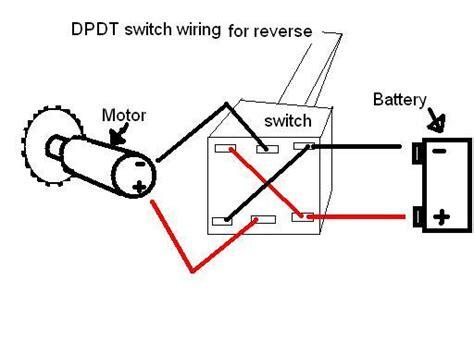 ac motor dpdt switch wiring diagram ac free engine image