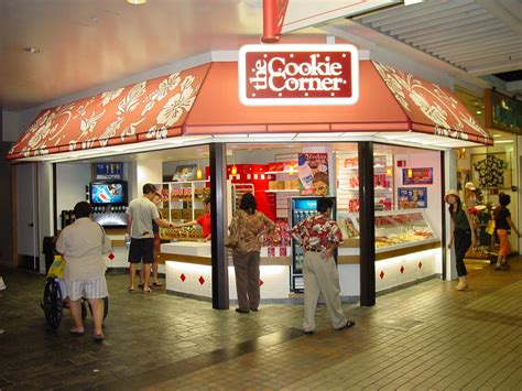 cookie corner tropical js