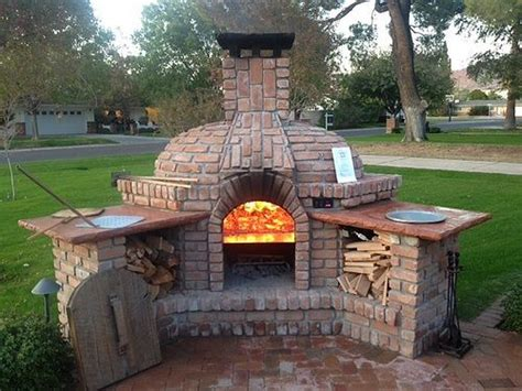 outdoor kitchen pizza oven design 500 best pizza oven designs images by mike passalids on 7243