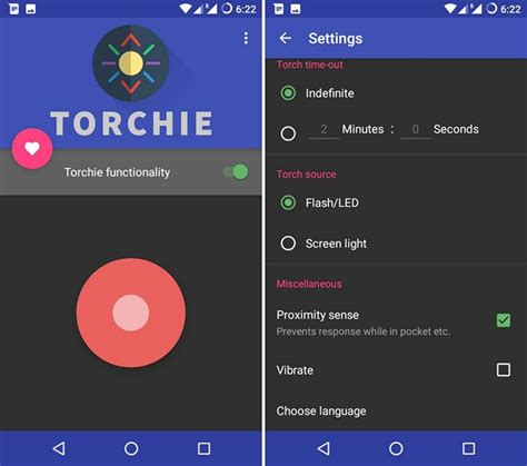 Application Le Torche Pour Android by 10 Applications Pour Android Info24android