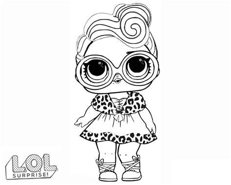 disegni lol da stare gratis pagine da colorare con bambole lol sta