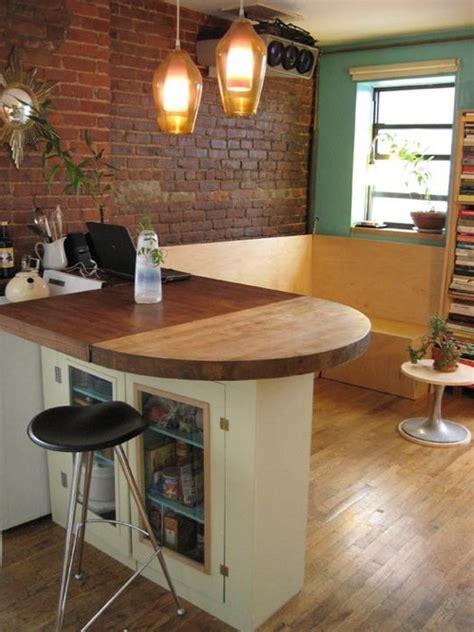 cocinas pequenas muebles multiuso decoracion hogar