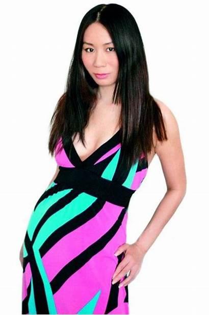 Chinese Actresses Wang Linda Ten Jiang Celebrities