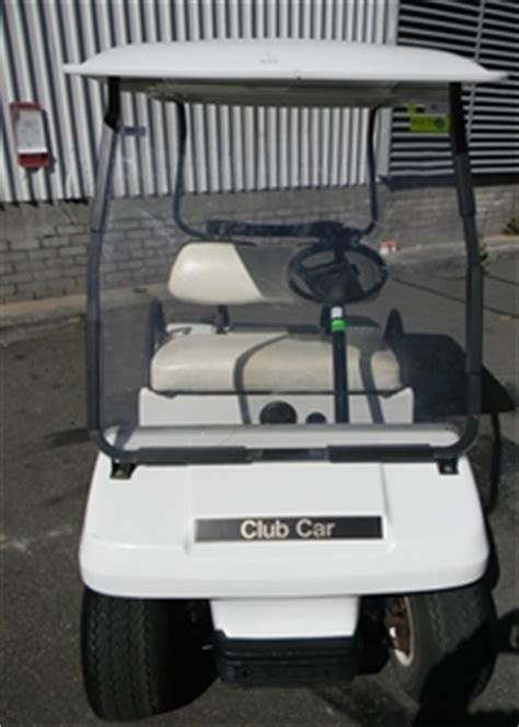 golf cart club car year 2007 48v ds electric curtis iq electric auction 0020