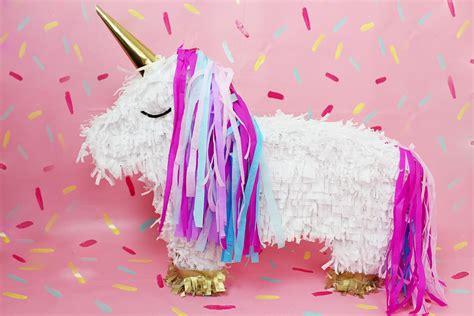 Diy Einhorn Piñata Selber Machen