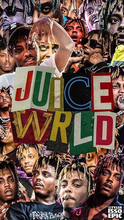 Wrld Juice Collage Wallpapers Ig Memorial Hope