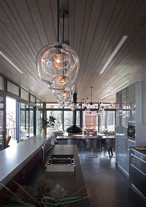 suspension cuisine verre choisissez la suspension en verre pour faire impression et