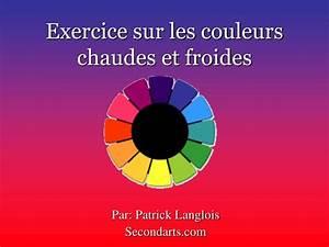 ppt exercice sur les couleurs chaudes et froides With couleur chaudes et froides 1 couleurs chaudes et froides wikipedia