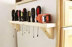 Rangement Outils Garage : 10 id es pour ranger l 39 atelier et le garage 10 trucs et astuces ~ Melissatoandfro.com Idées de Décoration