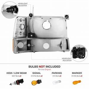 28 Ford F150 Headlight Assembly Diagram
