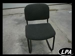 Mobilier De Bureau Pas Cher : chaise conf rence pas cher occasion chaise mobilier de bureau lpa ~ Teatrodelosmanantiales.com Idées de Décoration