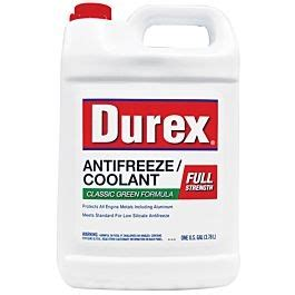 foto de Durex Full Strength Anti Freeze and Coolant 1 Gallon