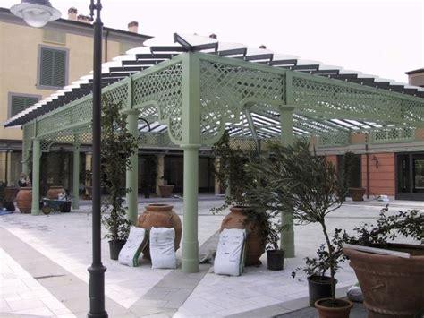 tettoie ferro battuto tettoie per esterni tettoie da giardino
