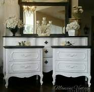 French Bedroom Sets by French Provincial Glam Boudoir Bedroom Set Black And White Hollywood Paris