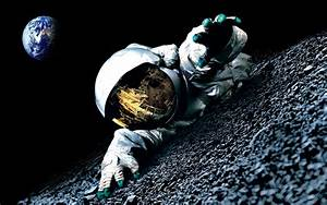 The Earth, Astronaut, Space suit, Planets wallpapers and ...
