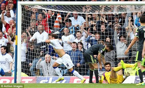 Leeds United 1-0 Middlesbrough: Late Billy Sharp goal on ...