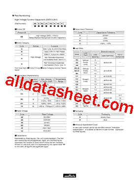 Debb33d102ka2b Datasheet(pdf)  Murata Manufacturing Co, Ltd