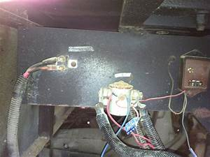 1990 Fleetwood Flair  Need Wiring Hookups For House And