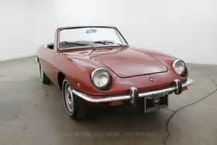 72 Fiat Spider by 1968 Fiat 850 Spider Beverly Car Club