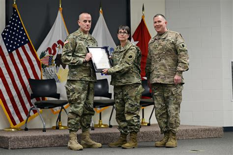 jamie oliver harris scarfe illinois army national guard soldier promoted to sergeant