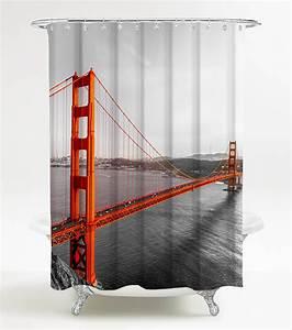 Duschvorhang San Francisco : duschvorhang san francisco ~ Michelbontemps.com Haus und Dekorationen