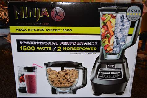 ninja mega kitchen system  review giveaway