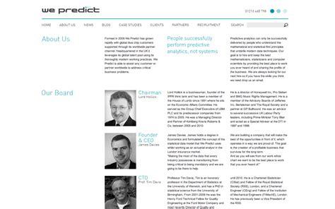 We Predict The Key Looks For: James Barker Design