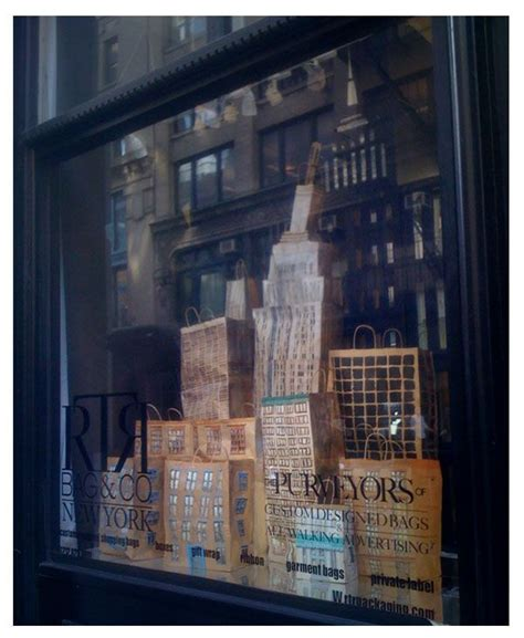 Window Covering Stores by Loving This Paper Bag Made Into Buildings Window Covering