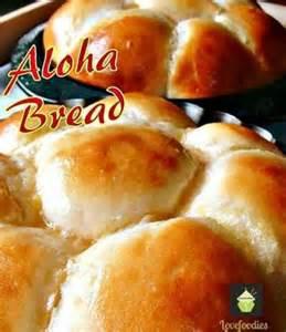 Aloha Bread Recipe
