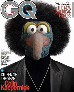 Colin Kaepernick, Gonzo The Great, and Things Trump Voters ...