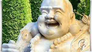 Buddha Statue Im Garten : lachender buddha steinskulptur vairocana ~ Bigdaddyawards.com Haus und Dekorationen