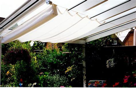 Sonnensegel In Seilspanntechnik Für Terrassenüberdachungen