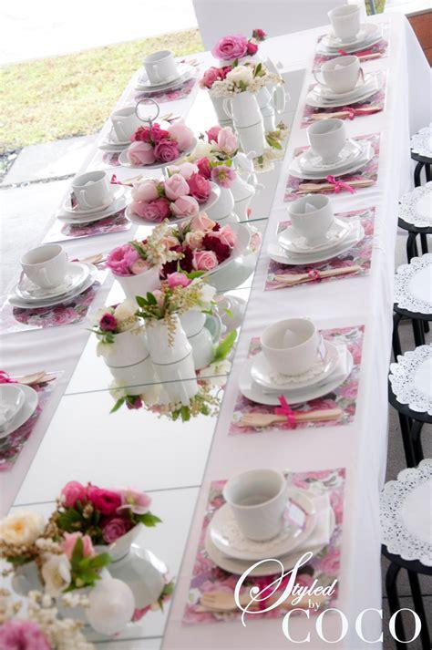 kitchen tea decoration ideas pretty in pink kitchen tea tickled pink ideas