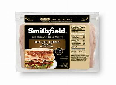 Turkey Nutrition Meat Deli Smithfield Lunch Facts