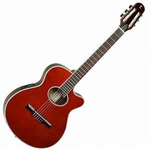 Dcouverte De Tanglewood DBTDLX Electro Guitare Classique