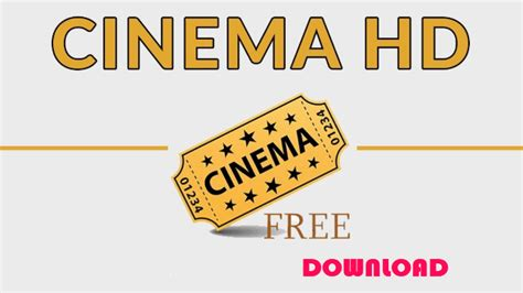 New apk for your android can always be downloaded for free on our website. Cinema HD - Here's Everything You Need to Know - Just Stream
