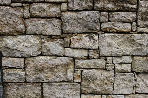 chopped stone hardscape materials