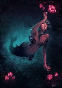 The Mermaid by Viccolatte on DeviantArt