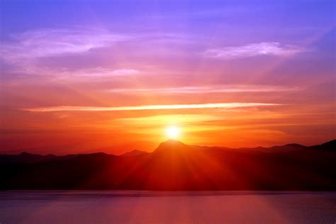 Sunset Photos And Wallpapers  Earth Blog