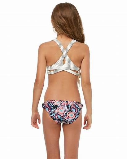Roxy Basic Surfing Miami Swimwear Marshmallow Surfstitch