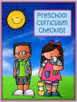 this adorable curriculum checklist was created to help 223 | 3c75e9b03ec023bf5144ea44774f72e7