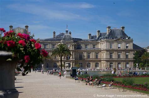 Park Jardin Du Luxembourg In Paris  Paris Mal Anders